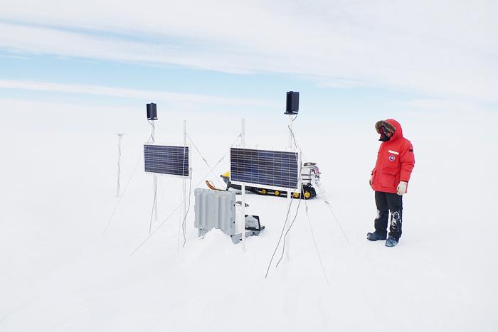 Мегапроекты человечества: *поиски космоса на Земле и антарктическое озеро Восток*
