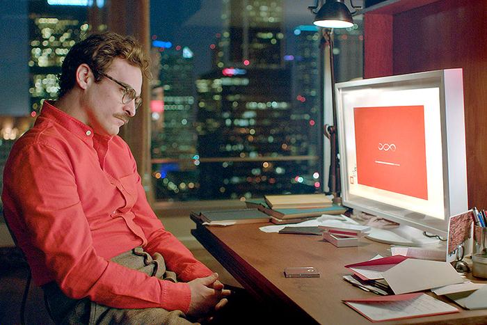 Неравный союз: *фильм «Она» и технологическая сингулярность*