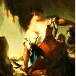 Лекция «Юдифь. Ветхозаветные женщины вевр...