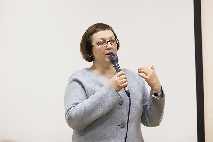 «Журналистика — не миссия, а профессия»: *Галина Тимченко об образовании и будущем медиа*