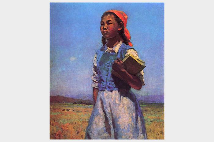 С. Чуйков, «Дочь советской Киргизии»