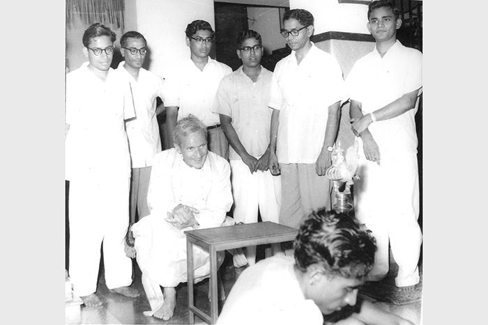 Калькутта, Индия, 1962год