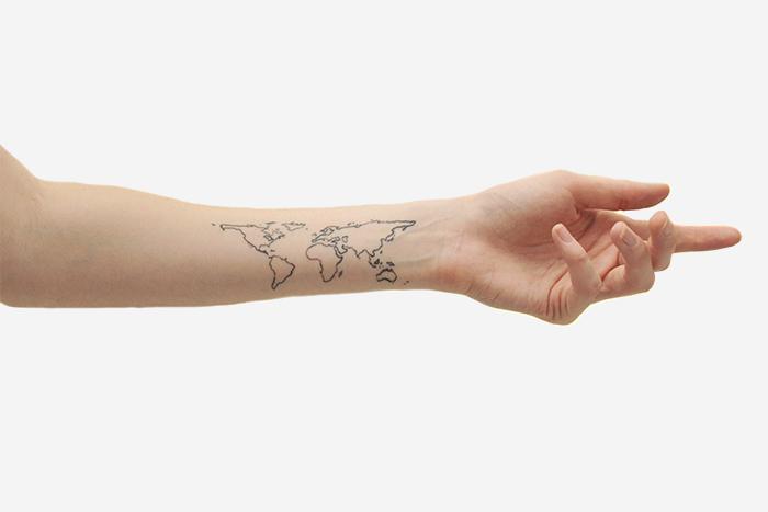 Тело Вселенной: *15 ученых и их татуировки*