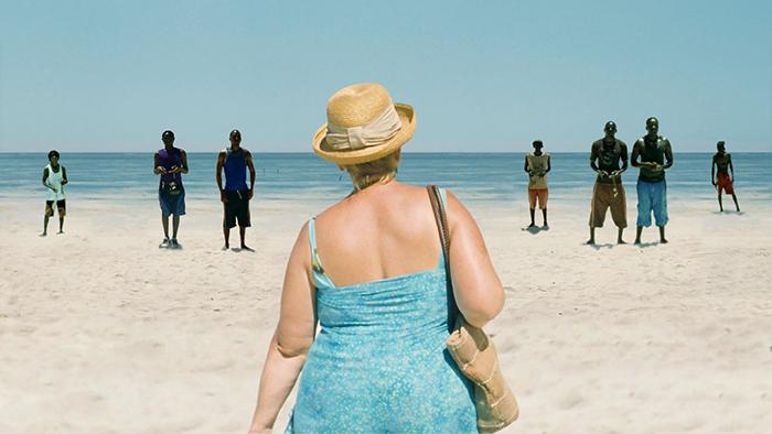 кадр изфильма «Рай: Любовь»