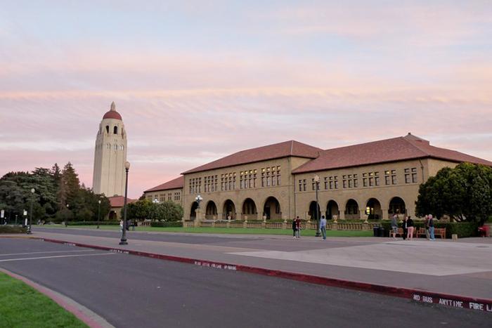 Письмо № 127, из Стэнфордcкого университета