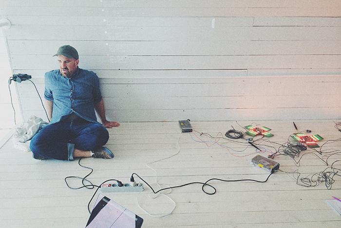 Художник и программист Зак Либерман: «Я создаю условия для возникновения волшебства»