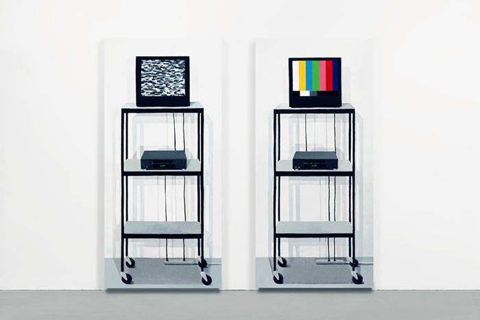 Video Data Bank: *десять видео-интервью с художниками и критиками*