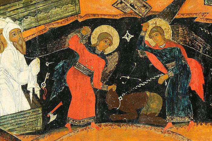 Больше ада: *историк культуры Дмитрий Антонов об искусстве, демонологии и бесах на Руси*