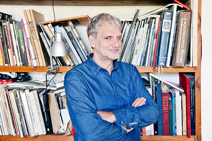 Куратор Георгий Никич: *«Мы смотрим на человека как на участника культурного процесса»*