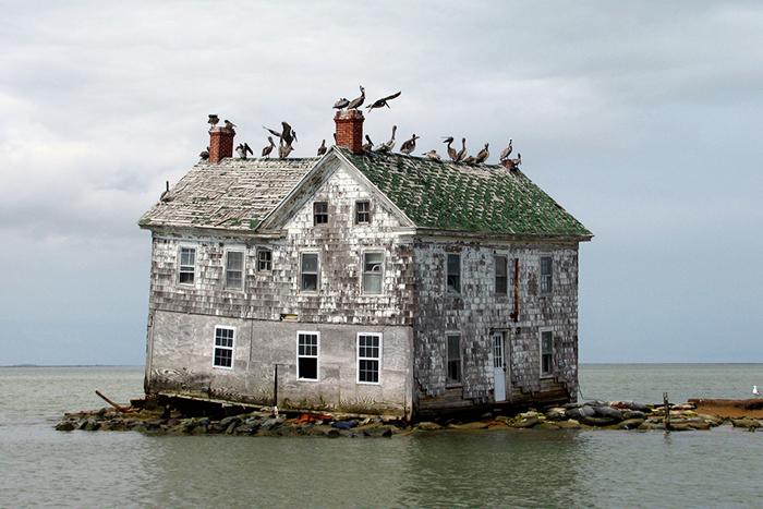 Будущие руины: *Ричард Кастелли — о роли времени в архитектуре*