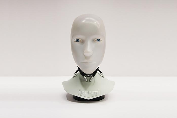 кадр изфильма «Я, робот»