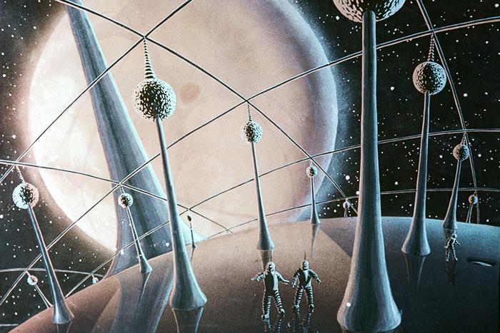 Наука, бессмертие, разум: *о чем мечтали русские космисты*