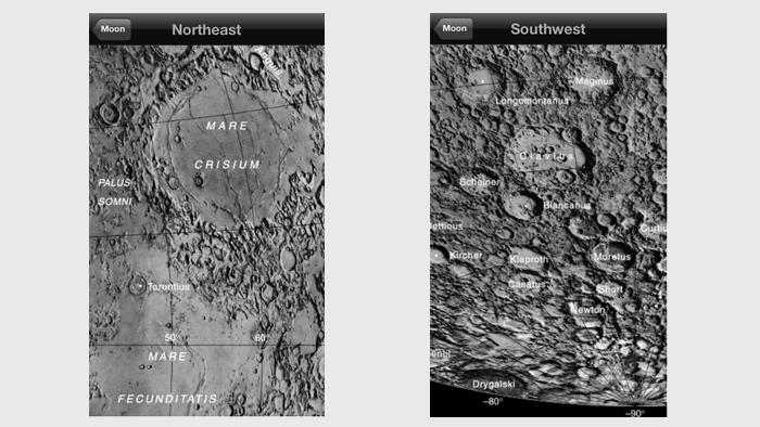 Moon Map Lite