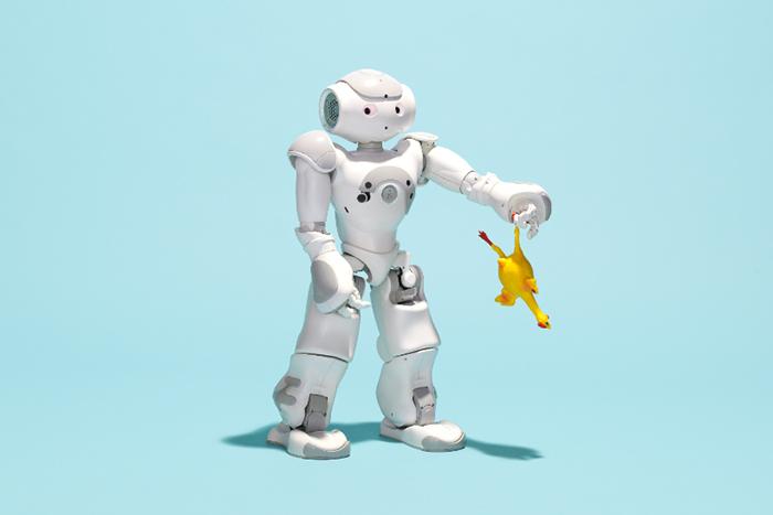 На вкус и цвет: *как научить роботов чувствовать как люди*