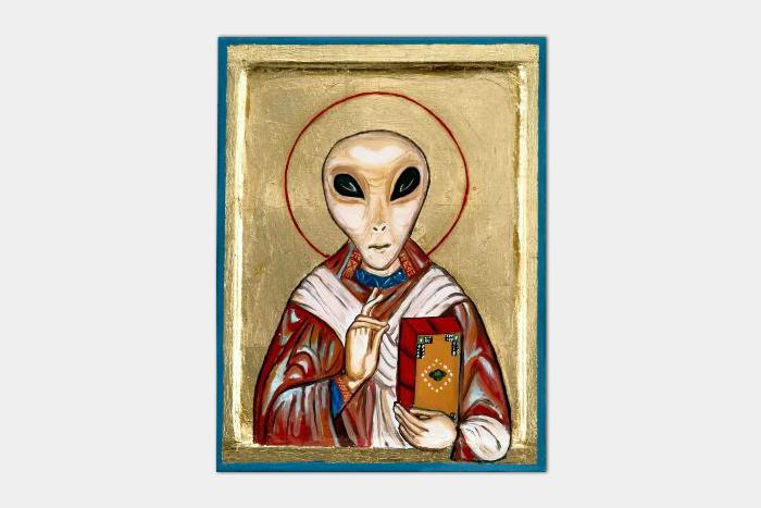 Неопознанный религиозный объект: *как разные конфессии относятся к инопланетянам*