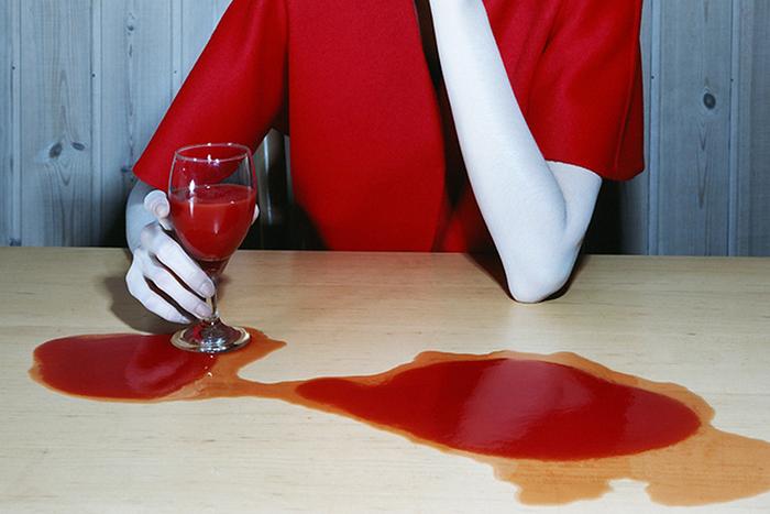 Музыка пульса: *7 кровавых арт-объектов выставки «Не для слабонервных»*
