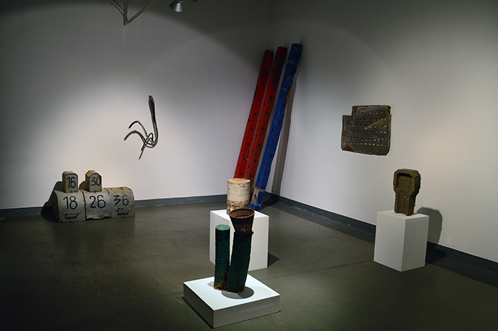 Навыставке «Предмет искусства»