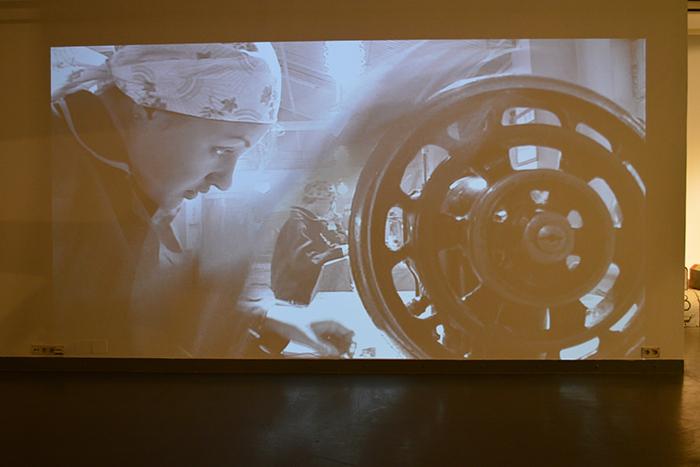 кадр извидеоработы «Алые паруса»