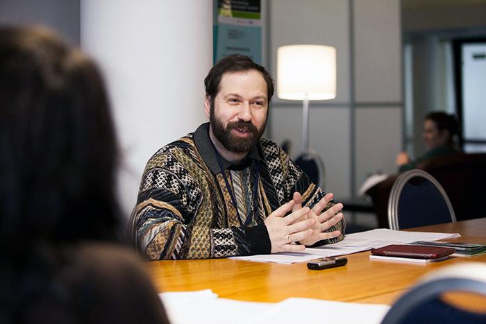 Александр Марков, © Эшколот