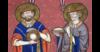 Святые Дионисий иПиатус