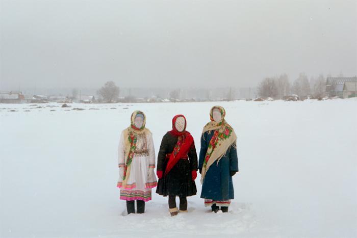 Марийцы и чуваши: *две выставки научно-исследовательского искусства на Винзаводе*
