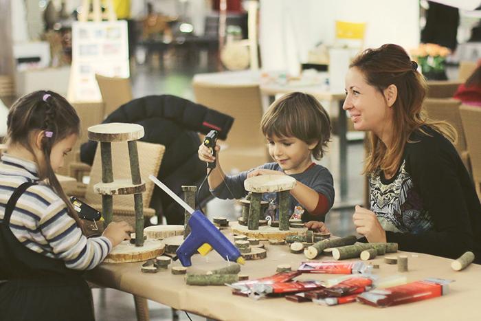 «Мама-фест»: *как создать вокруг ребенка творческую среду, привить интерес к знаниям и успеть все остальное*