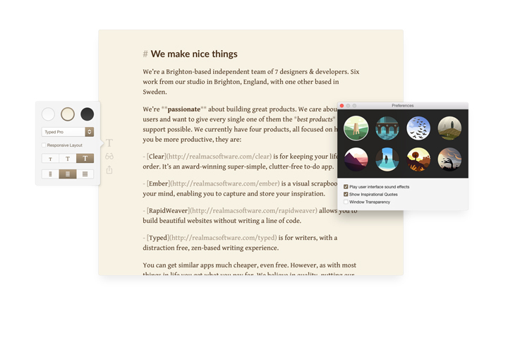 Приложение, увы, доступно только для Mac—...