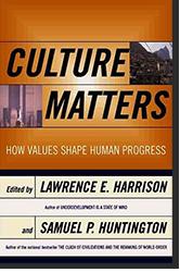 «Культура имеет значение»