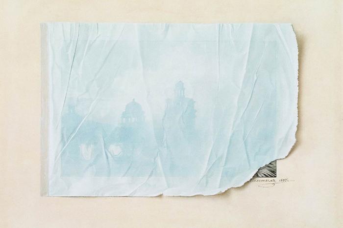 Федор Толстой, «Обманка», 1837