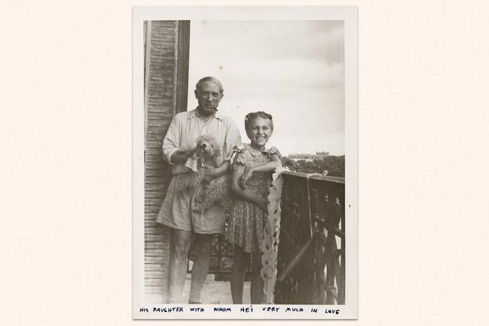Принстонский университет выпустил *альбом со снимками известных художников XX века*