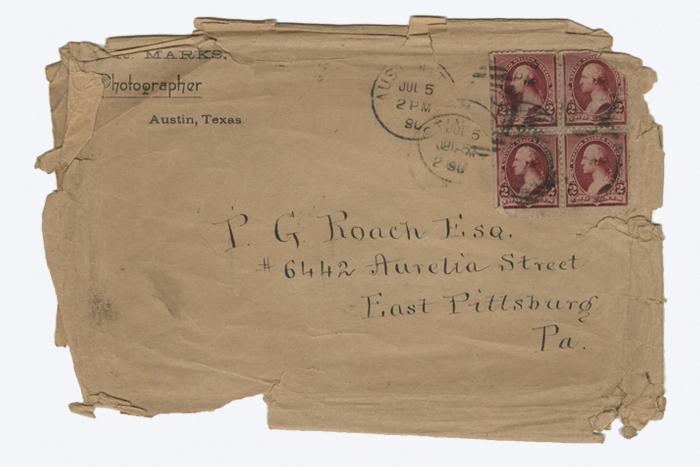 конверт изколлекции О. Генри