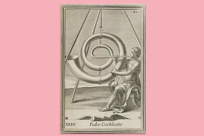 Филиппо Бонанни, Gabinetto armonico (1723)