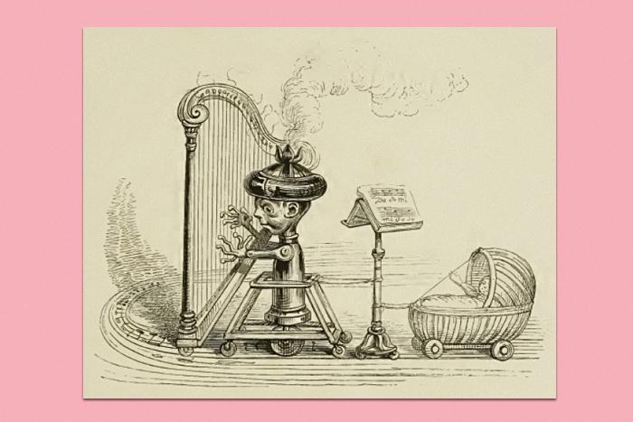 Гранвиль, Un autre monde (1844)