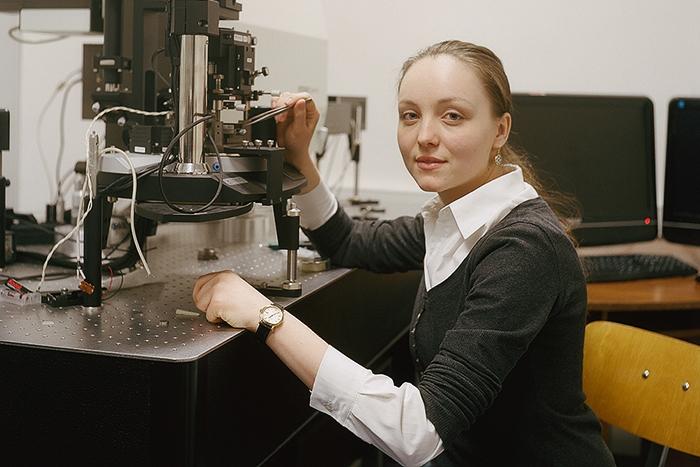Молодые ученые: *химик Татьяна Липатьева — о голограммах, лазерах и красоте кристаллов*