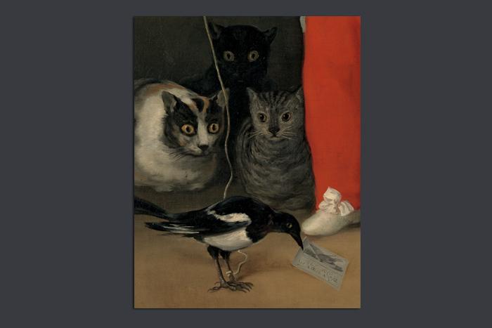 Goya and the Altamira Family