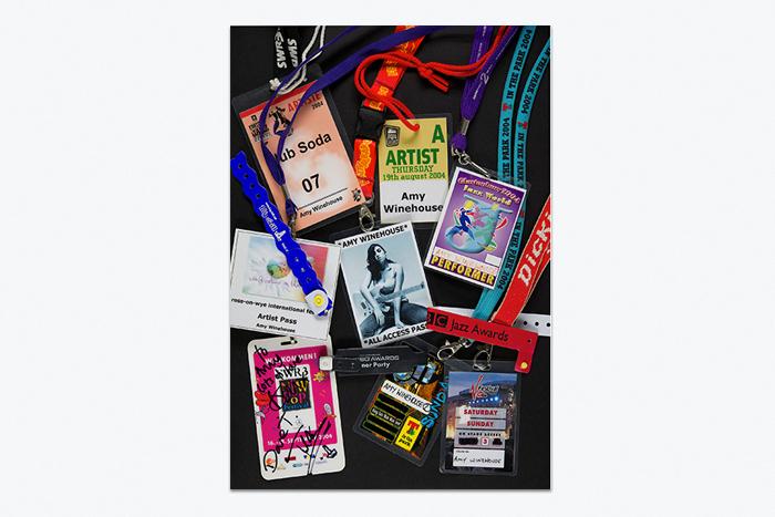 Festival passes, various dates