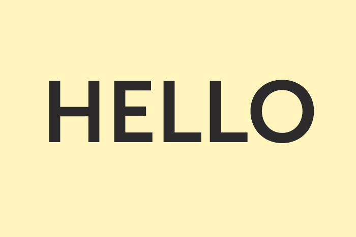 Быстрое чтение: *как мы научились кричать заглавными буквами?*