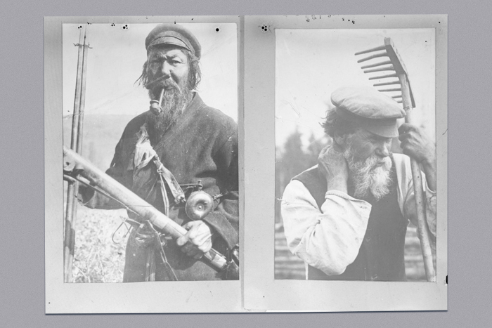 Selection of Ethnographic Images from the Krasn...