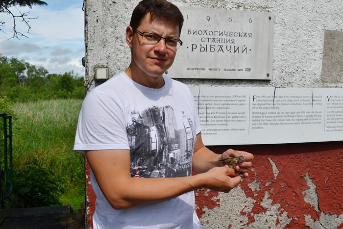 Молодые ученые: *орнитолог Дмитрий Кишкинев — о том, чему роботы могут поучиться у птиц*