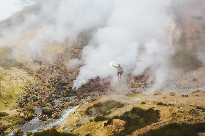 Молодые ученые: *эколог Артем Акшинцев о секретных водорослях-экстремофилах и экспедициях на Камчатку*