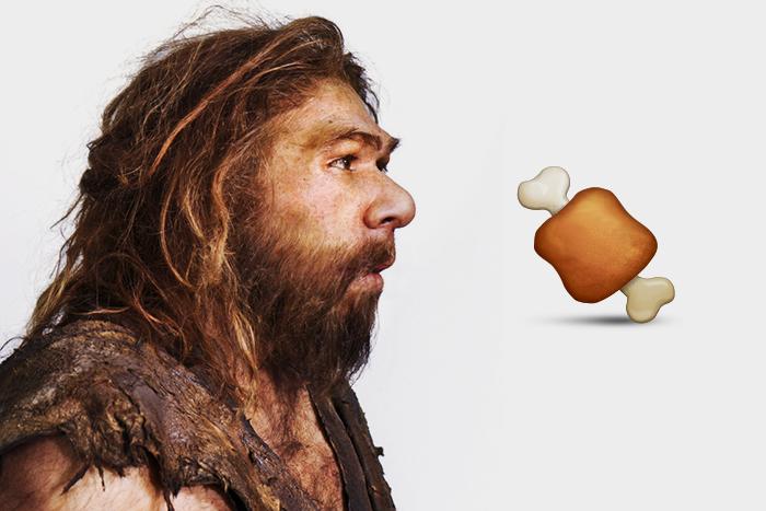 Шкуры и кости: *как на самом деле выглядел древний человек*