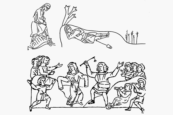 Изображения крестьян XII–XIV веков: крестьянин ...
