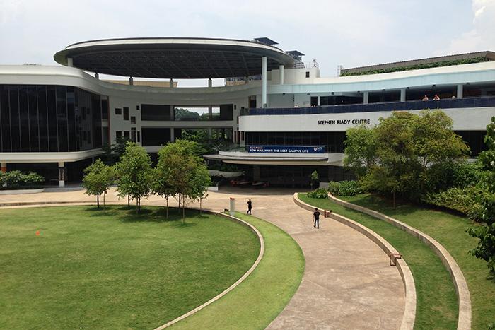 Письмо №139, из Национального университета Сингапура