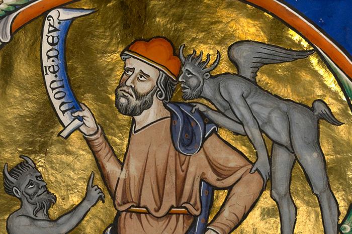 Комиксы Средневековья: *о чем говорят герои древних книг*