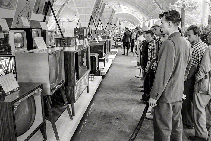 Американская национальная выставка вМоскв...