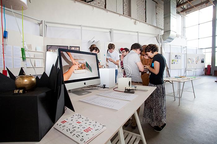 Итоговая выставка студенческих работ— 2013