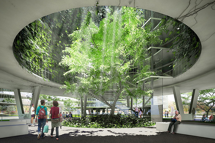 Фантастическая стройка: *3 перспективные профессии на стыке архитектуры и высоких технологий*
