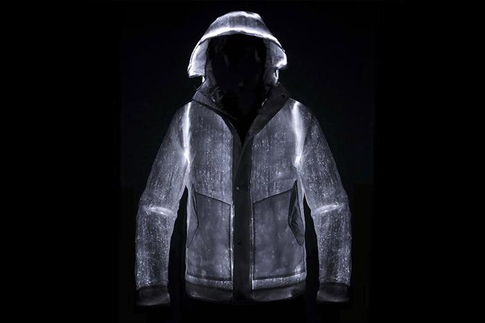 LED-куртка Nemen