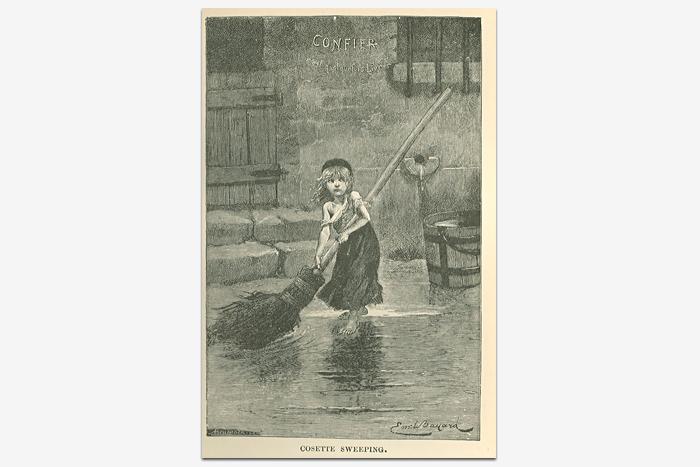 иллюстрация кроману «Отверженные» Виктора...