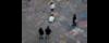 Улицы Брюсселя наполнены надписями спризы...